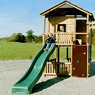 DIY Climbing Frames Play Frame Equipment - KWL Outdoor Leisure - Telford, Shropshire, UK