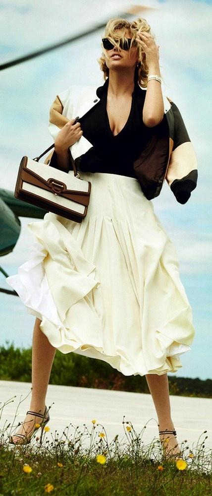 Stitch Fix- Love a halter top dress. ~Mary