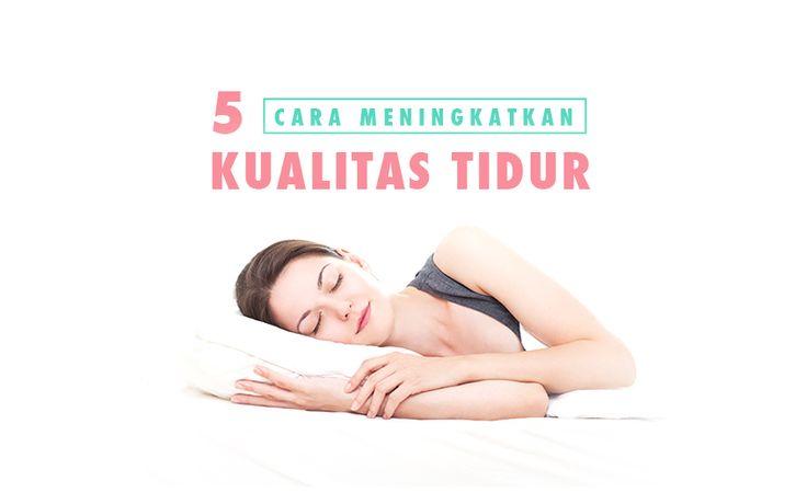 Sering merasa kurang tidur, kelelahan dan akhirnya konsentrasi menurun? Anda perlu memperbaiki kualitas tidur anda. #iShapeBlog akan memberikan tips-tips agar tidur anda berkualitas dan dapat terbangun dengan segar.