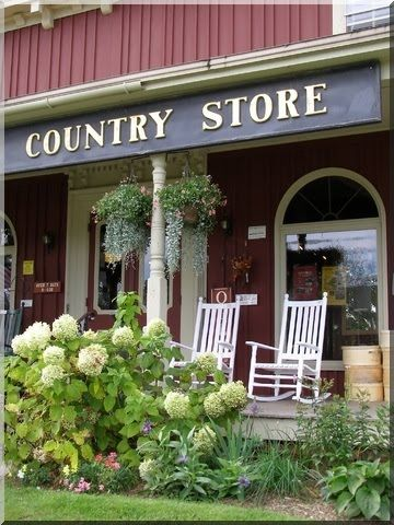Country store....................would love to :-)