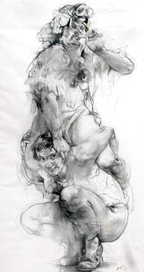 Artist Nikolai Blokhin  downey-gallery.com