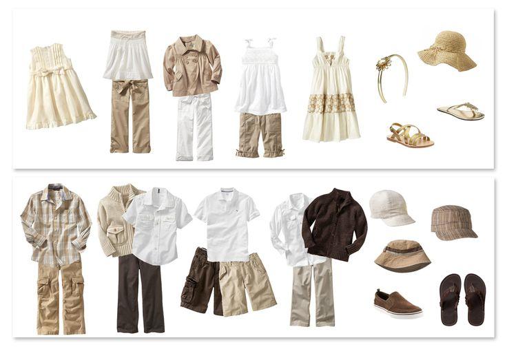 children outfits, neutrals