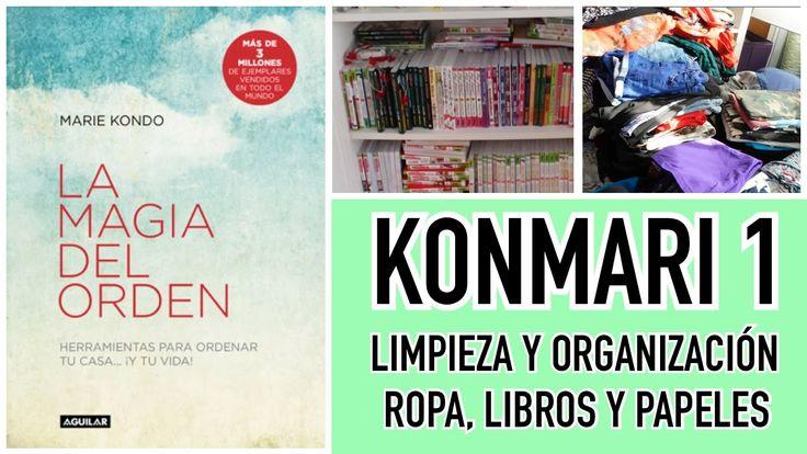 Limpieza y organizaci n con el m todo konmari 1 ropa for Ordenar libros konmari