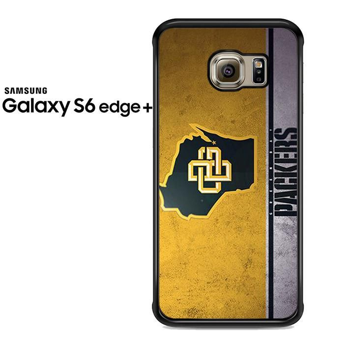 Excellent Green Bay Packers Wallpaper Samsung Galaxy S6 Edge Plus Case