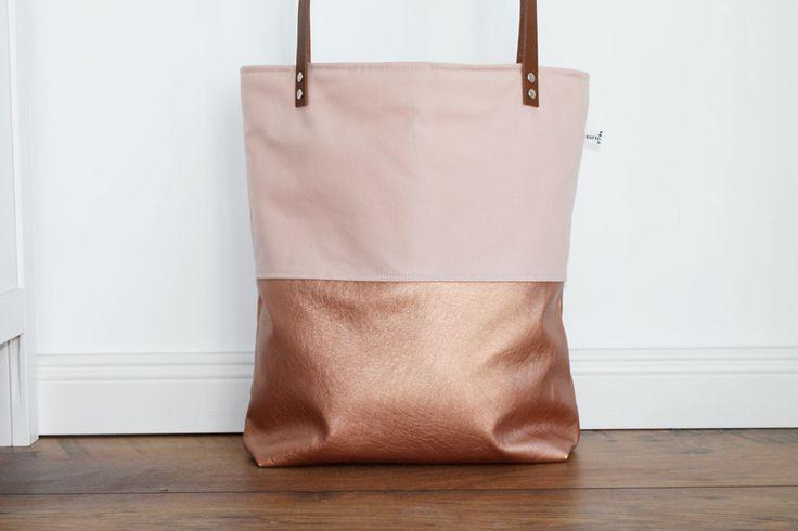Canvas+Tasche,+Shopper,+Schultertasche+POWDER+von+duftesachen-berlin+auf+DaWanda.com