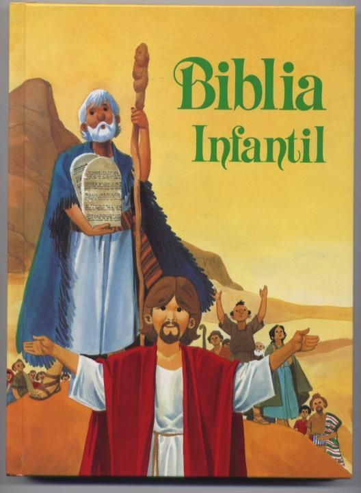 Biblia en Audio, perfecto para hacer representaciones con marionetas :D