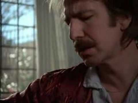 Alan Rickman and Juliet Stevenson sing The Sun Aint Gonna Shine Anymore from the movie Truly Madly Deeply