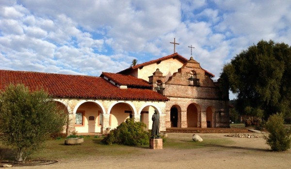 Visiting California's Missions: Which one is your favorite?