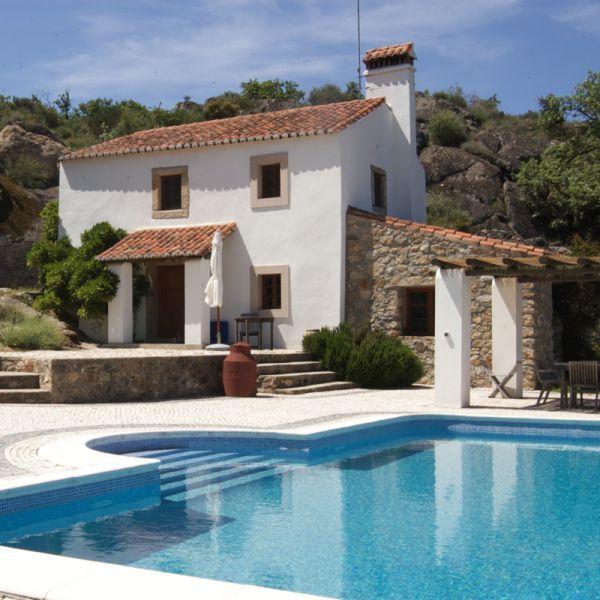 Quinta da Saimeira vakantiewoningen met privé zwembad Portugal