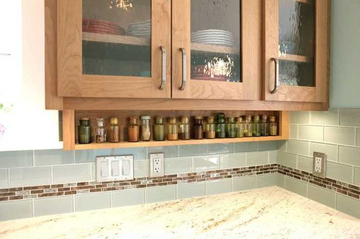 spice rack under cabinet decorating and household pinterest spice racks shelves and spices. Black Bedroom Furniture Sets. Home Design Ideas