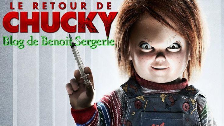 Infos:  Le Retour de Chucky (Cult of Chucky) est un film d'horreur américain de genre slasher, écrit et réalisé par Don Mancini, sorti en ...