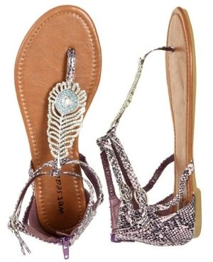 Cute sandals :)