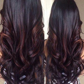 39 best hair colour images on pinterest womens fashion plaits dark on dark balayage pmusecretfo Image collections