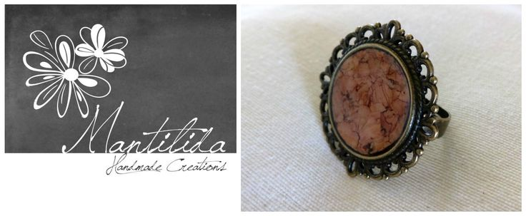 Ring vintage style   #ring #handmade #jewlery  #handmadejewelry #antique