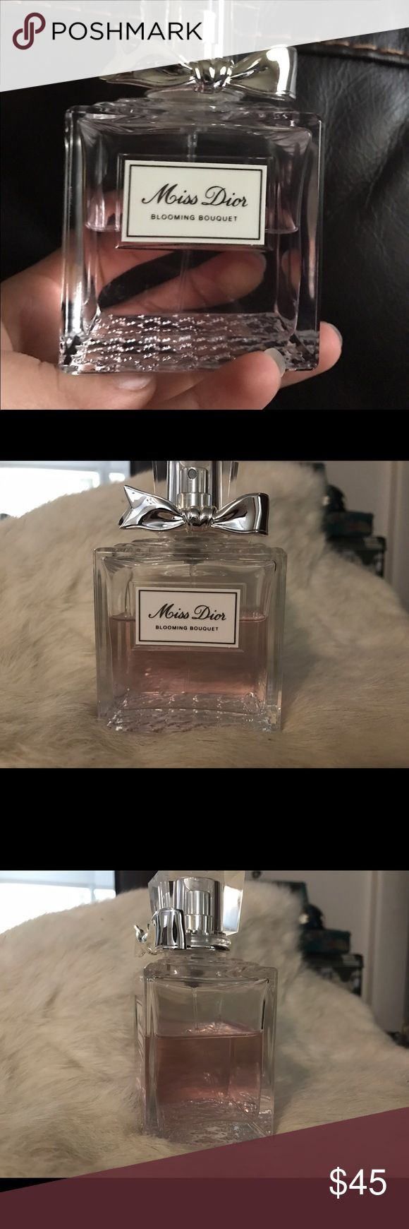 Miss Dior perfume Miss Dior, fantastic scent, floral very elegant, I absolutely love it but I have 2 other bottles so I'm letting this one go. Dior Other