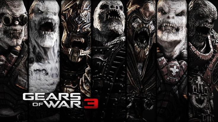 God Of War D Gears I Like Gears Of War Gears Of War 3 Y Gears