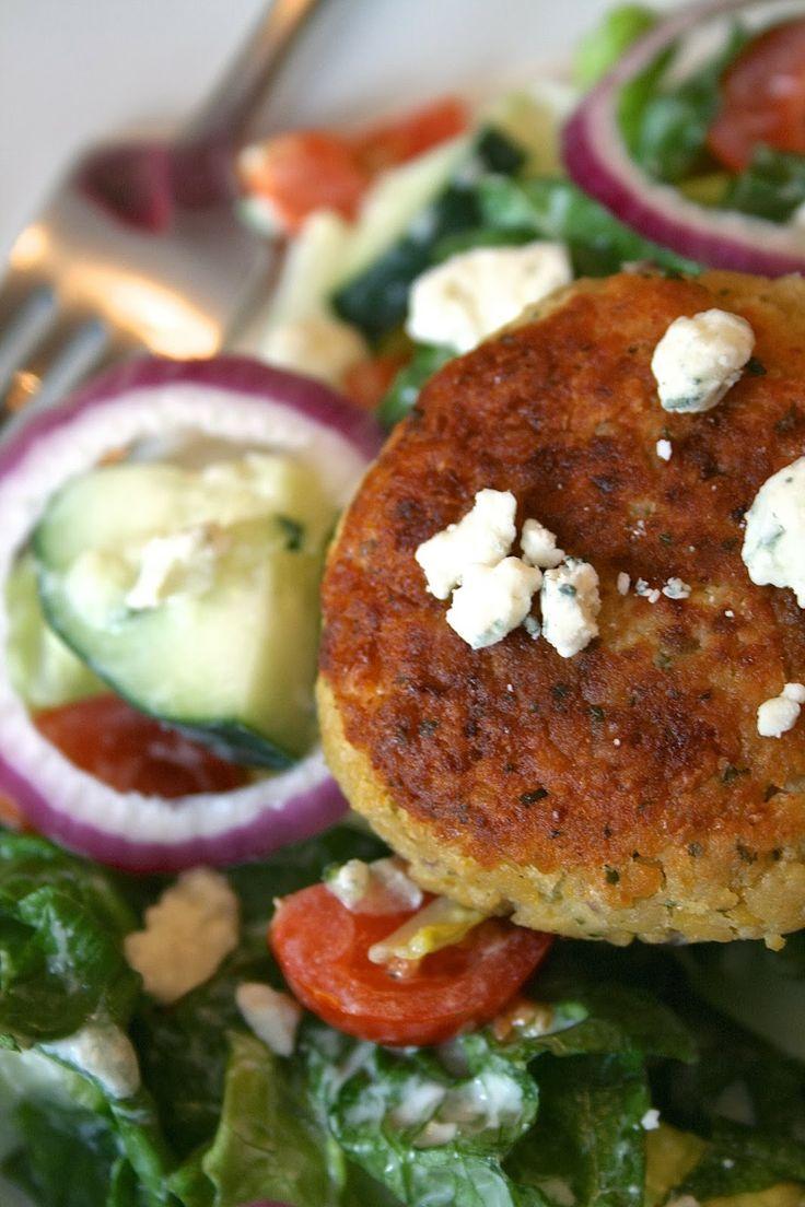 Mediterranean Falafel Salad || Oregon Transplant