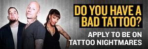 This show is amazing.  Not only having 3 talented tattoo artist who do the best coverups but the most funniest stories on how the people got their tattoos in the first place.