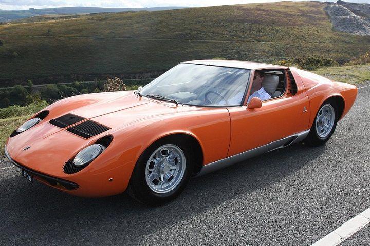 Lamborghini Miura 1 BoldRide.com. for sale at Cheshire Classic Cars $895k