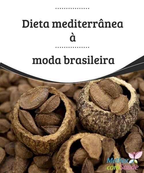 Dieta mediterrânea à moda brasileira   Famosa no mundo inteiro por reduzir os problemas cardíacos, a dieta dos povos do Mediterrâneo (países do sul da Europa, norte da África e sudoeste da Ásia)