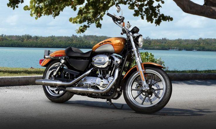 Легендарные мотоциклы от компании Harley-Davidson