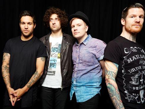 Fall Out Boy 2013