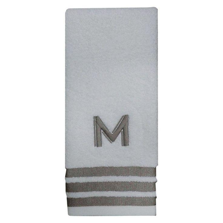 Best 25+ Monogrammed Hand Towels Ideas On Pinterest
