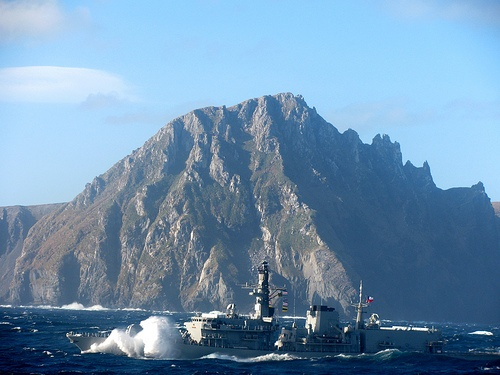CONDELL CABO DE HORNOS by Armada de Chile, via Flickr