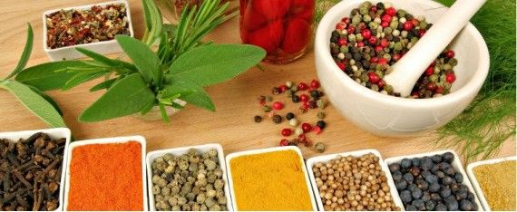 Condimente (ingrediente) BIO & conventionale & Legume uscate (plante aromatice) BIO
