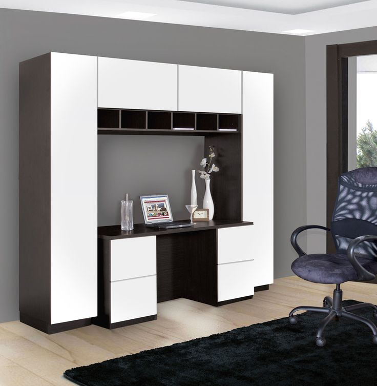 Wall Desk Units For Home: 10 Best Office Images On Pinterest