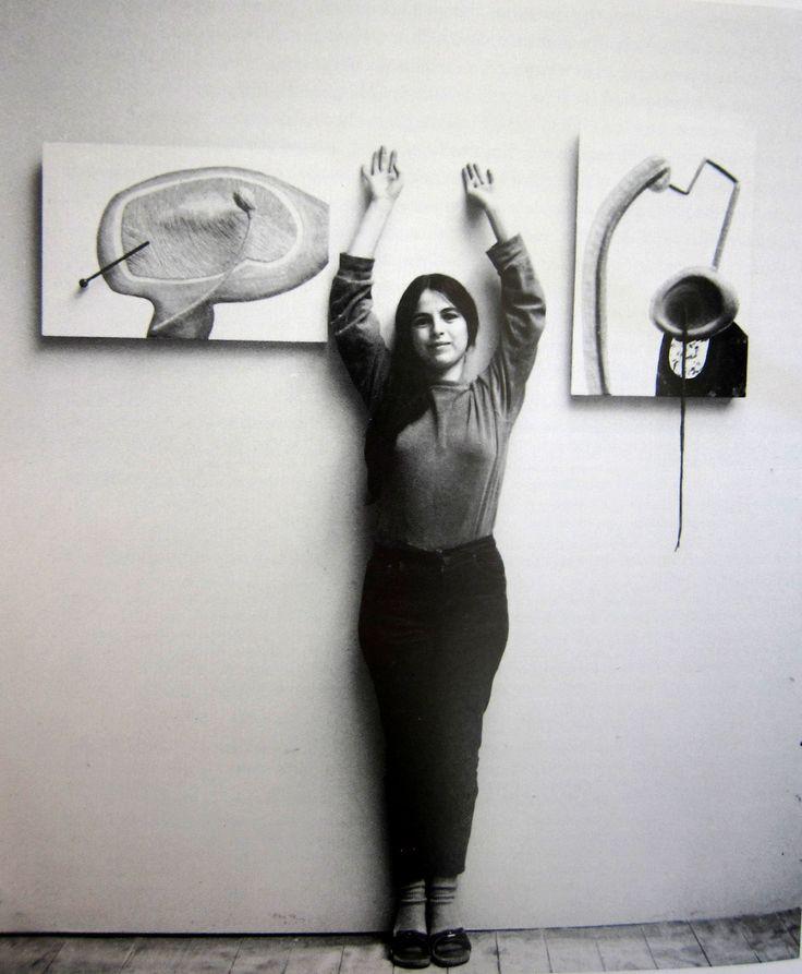 lush-retina:    Eva Hesse