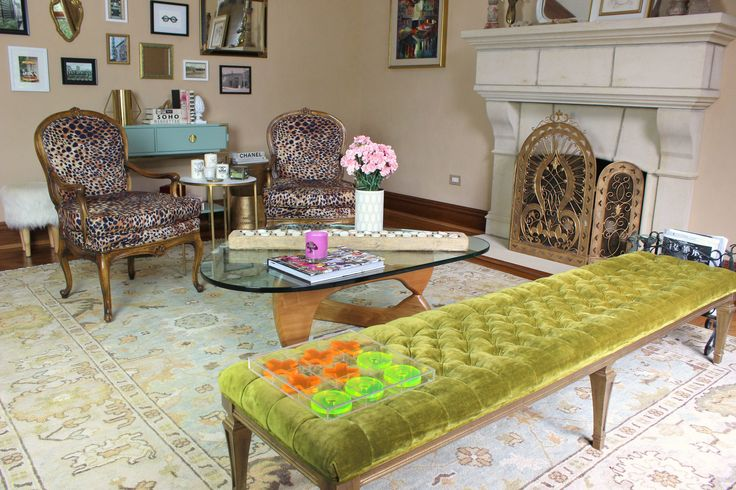Image result for gold and green coffee table