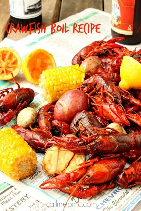 Crawfish Boil Recipe - Call Me PMc