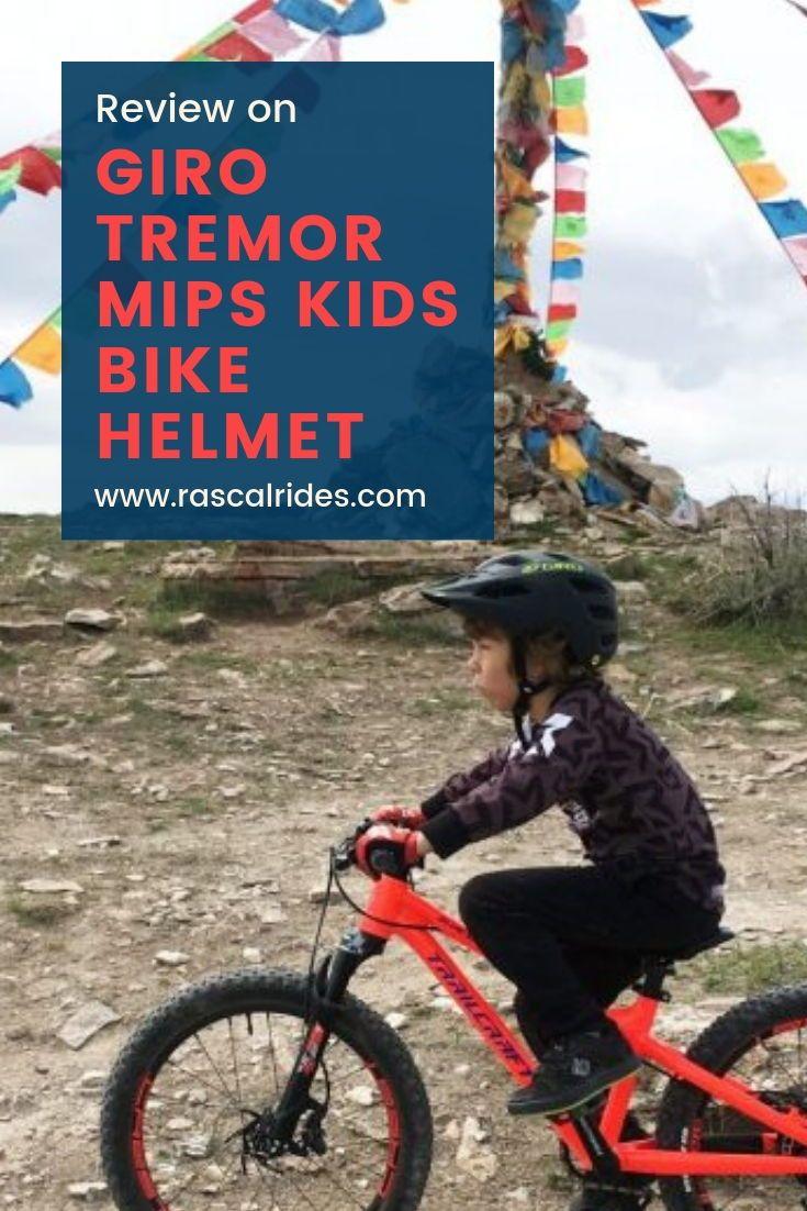 Giro Tremor Mips Kids Bike Helmet Review Kids Bike Helmet Kids