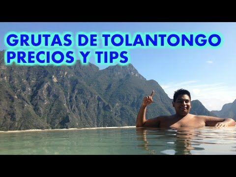 Grutas de Tolantongo Hidalgo, qué hacer y cómo llegar - YouTube