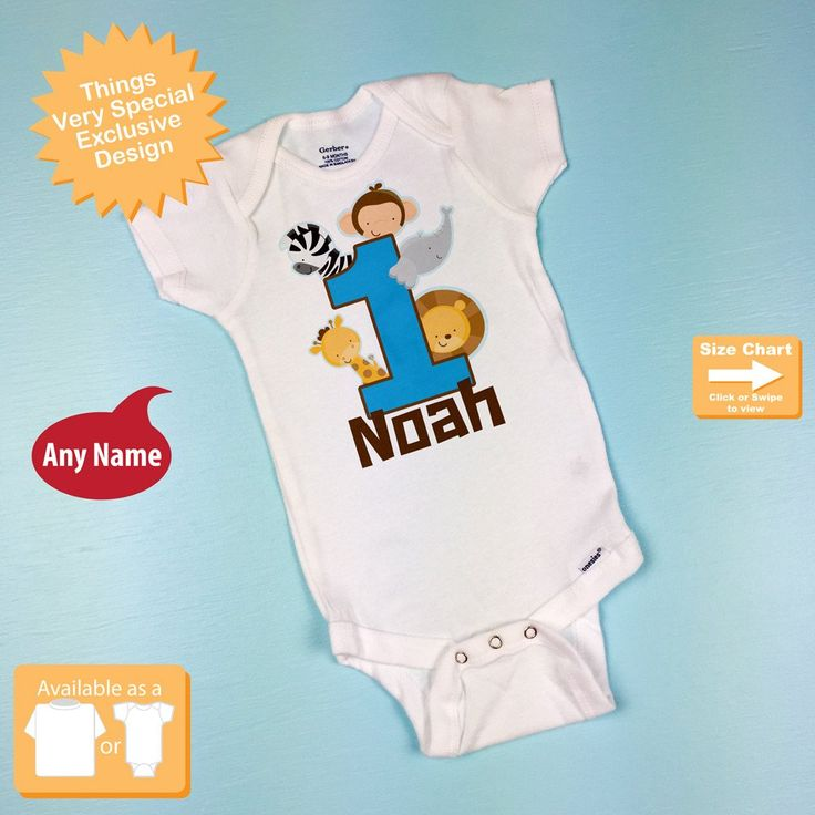81 best 1 year old boys images on pinterest 1 year baby rompers boys jungle theme birthday onesie with name 1st birthday bodysuit for one year old personalized jungle birthday theme 01222013a negle Image collections