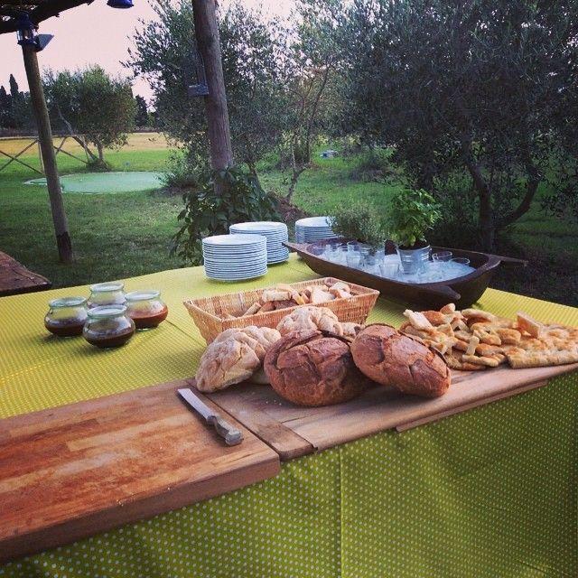"@tuscandream1's photo: ""#olivegrovedinner #welcome #dinner #ideas #inmaremma #discovertuscany #tuscandreamweddings @bandiniev"""