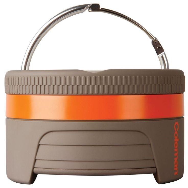 Coleman - Pack-Away™ Puck Light 250 Olive/Orange