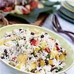 Calypso Rice and Beans Recipe | MyRecipes.com