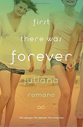 Los Angeles, California, tenth-graders Lima and Hailey have always been best friends, but now Hailey is chasing after a more popular crowd, and Lima connects not only with a different popular group, she also begins getting close to Hailey's long-term crush, Nate.  First There Was Forever by Juliana Romano