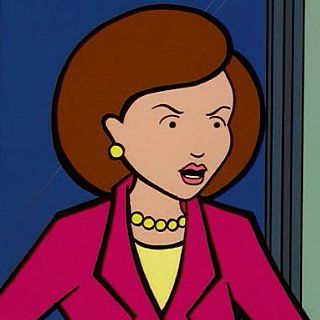 I got Helen Morgendorffer - Which Cartoon Mom Are You? - Take the quiz!