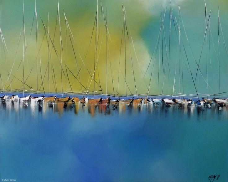 11 best olivier messas images on pinterest sailing ships abstract art and boat art. Black Bedroom Furniture Sets. Home Design Ideas