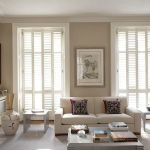 17 Best Images About Living Room Shutters On Pinterest