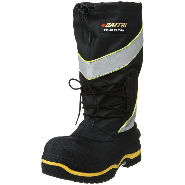 Baffin Derrick Industrial Insulated Boot ^^ Additional details at the pin image, click it  : Men's boots