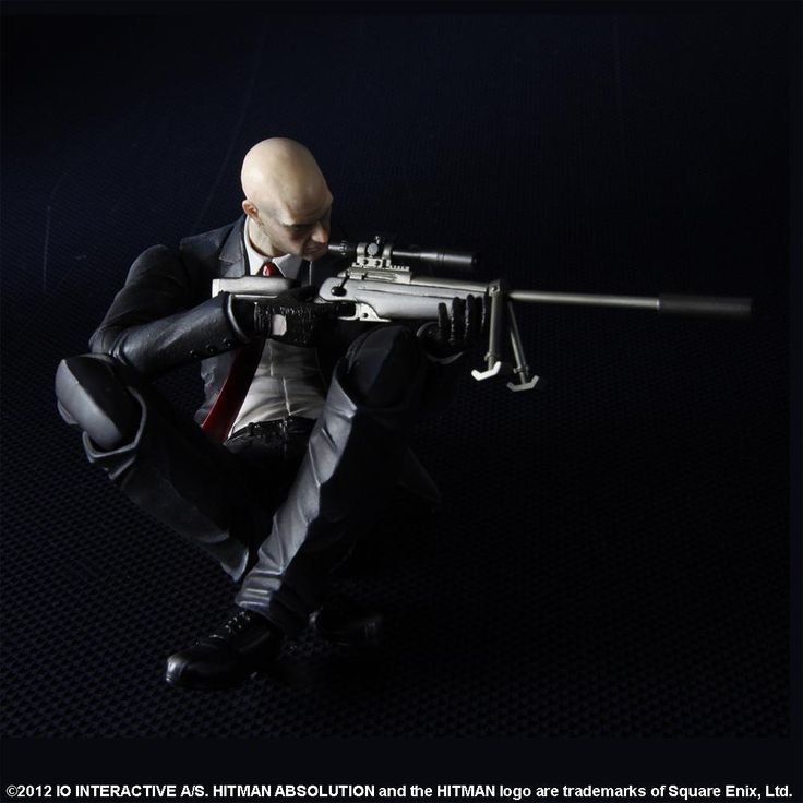 69 Best Golgo 13 Vs. Agent 47 Images On Pinterest