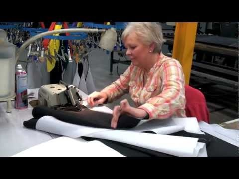 This video shows how promotional umbrellas are made in a UK factory. See the cutting of the panels, frame construction, canopy sewing, tip sewing, topping ring, sewing to the frame, assembly, fabric setting, inspection and finally, packing - To see a comprehensive range of promo umbrellas made at this factory visit  http://www.zestpromotional.com/umbrellas/_/2650.