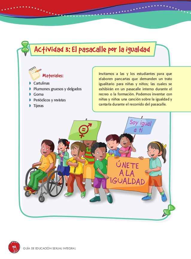 Juegos Sexuales Libro Guía Educación-sexual Integral Nivel Primaria (documento