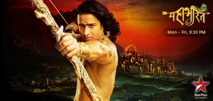 Son of Pandu, 3rd of the Pandavas, the finest archer and a peerless warrior... Mahabharat marks the beginning of Arjun's journey.
