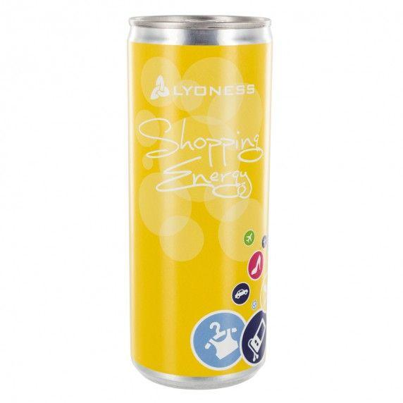 #Lyoness Shopping Energy Drink
