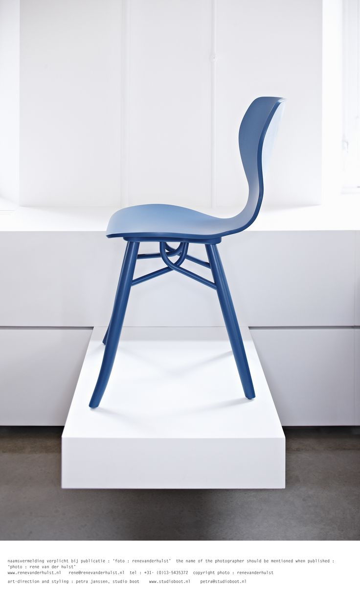 Tulipani chair design Roderick Vos for Linteloo